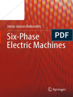 Six-Phase Electric Machines by Jonas Juozas Buksnaitis