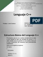 presentacion 2 c++