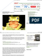 Biopiracy Crackdown Results..