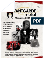Avantgarde Metal
