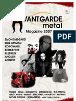 Avantgarde Metal