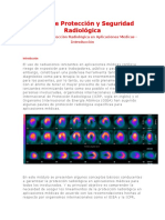 proteccion y seguridad Radiologica_Actividad 4 Protección Radiológica en Aplicaciones Médicas