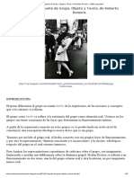 Apunte de Grupo, Objeto y Teoría, de Roberto Romero. _ 1968 _ grupalista.pdf