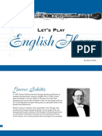 Lets Play English Horn