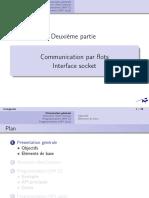 Cours 2 - Communication par flots