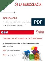 TEORIA DE LA BUROCRACIA 271