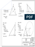 Ejercicios geometria analítica