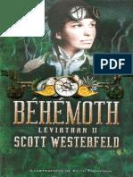 Behemoth - Westerfeld, Scott.epub