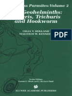2002 The Geohelminths__ Ascaris, Trichuris and Hookworm (World Class Parasites)