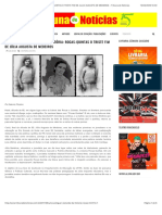 UMA POTIGUAR EXCLUÍDA DA HISTÓRIA