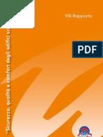Cittadinanzattiva 2010 VIII Rapporto Imparare Sicuri
