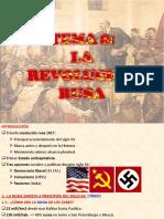 8.-  LA REVOLUCIÓN RUSA