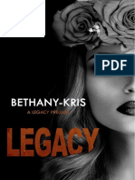 Legacy - Bethany-Kris - Filthy Marcellos #3.5
