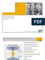 SolMan Overview