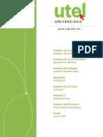 Análisis y Diseño de Sistemas-Actividad 7