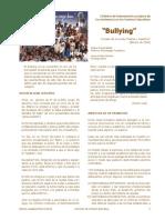 Criterios de intervención escuelas sobre Bullying