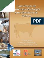 GUIA TECNICA DE PML PARA MATADEROS DE BOVINOS.pdf