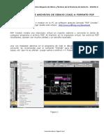 Dwg a PDF Convertir