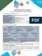 Guía transitoria para el desarrollo del componente práctico - Laboratorio de Morfofisiología II