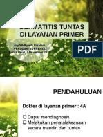 Dermatitis Tuntas di Layanan Primer