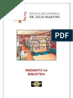 Regimento Da BE (2010-11)