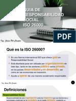 Guia de Responsabilidad Social ISO 26000