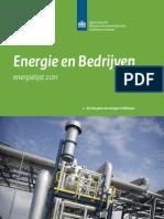 Energie en Bedrijven - Energielijst 2011