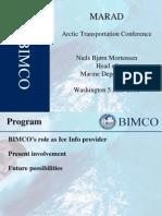 Arctic Presentation MORTENSEN