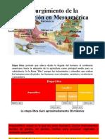 El surgimiento de la civilización en Mesoamérica