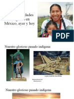 2.1 Las comunidades indígenas en México