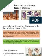Las culturas del posclásico, toltecas
