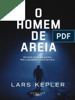 O Homem de Areia - Lars Kepler (2)