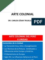 ARTE COLONIAL RETABLOS