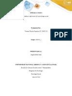 Matriz de analisis unidad 3 fase 4 Psicologia Social..docx