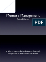Operating Systems - Memory, Files