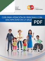 GUÍA PARA ATENCIÓN DE  PERSONAS CON DISCAPACIDAD EN EL SECTOR RURAL- CONADIS-MINISTERIO DE SALUD PÚBLICA.pdf