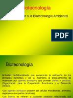 Materia de Biotecnologia Ambiental