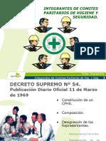 Prevención de Riesgos para Integrantes Comite Paritario_2005