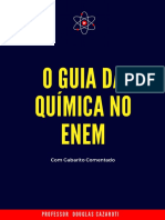 O GUIA DA QUIMICA NO ENEM - PROFESSOR DOUGLAS CAZAROTI.pdf