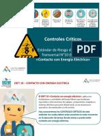 ERFT 10 - Contacto con Energía Eléctrica