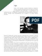 Literatura - Biografia de Horacio Quiroga