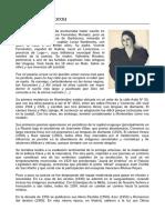 Literatura - Biografía de Juana de Ibarborou
