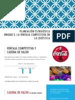 PLANEACIÓN ESTRATÉGICA_ Lineamientos de las actividades y lineamientos de actividades de semana 4