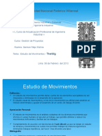 Estudio de Movimientos - Therblig.pptx
