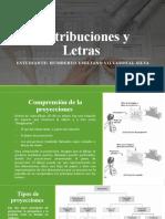 1.Distribuciones y Letras