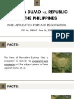 Property - (2) Case Presentation