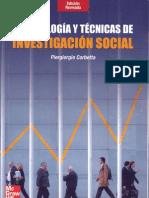 Metodologia y Tecnicas de Investigacion Social