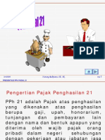 Pph Pasal 21 New