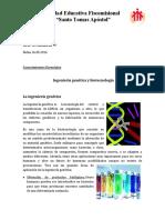 biologia herencia y evolucion