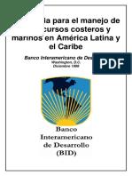 Estrategia para el manejo de los recursos costeros y del caribe en América latina y el Caribe